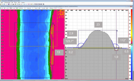 Модуль автоматизированного визуального контроля АВИК