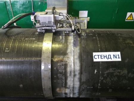 Испытания систем серии АВГУР в Югорске