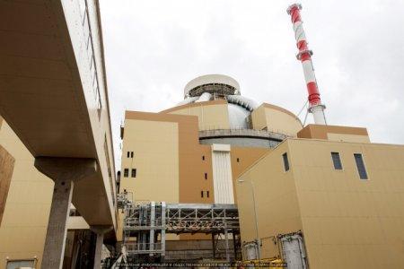 Участие в эксплуатационном контроле АЭС с применением проектных систем