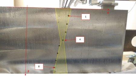 Ультразвуковой контроль толстостенных объектов с помощью прореженных антенных решёток